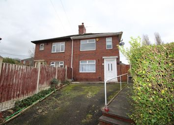 Thumbnail 3 bed semi-detached house for sale in Welbeck Place, Stoke-On-Trent