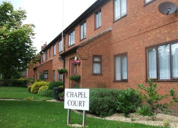 Thumbnail 1 bed flat to rent in Chapel Court, Willey Lane, Gnosall, Stafford