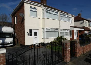 3 bed semi-detached house for sale in Fordlea Road, Liverpool, Merseyside L12