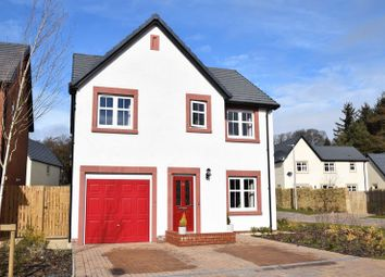 Thumbnail 4 bedroom detached house for sale in Sunnyside Drive, Biggar