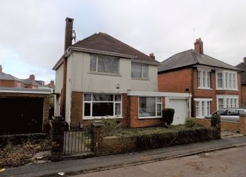 Thumbnail 3 bedroom detached house for sale in Ashgrove, Whitchurch, Cardiff