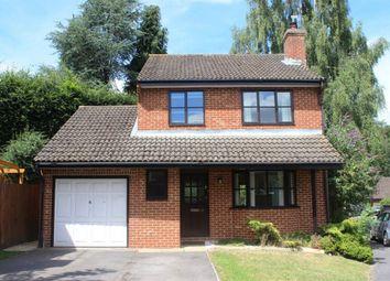 Thumbnail 4 bedroom detached house to rent in Oakwood Grove, Alderbury, Salisbury