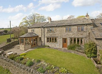 Thumbnail 4 bed semi-detached house for sale in Lower Kirk Hill, Lothersdale, North Yorkshire