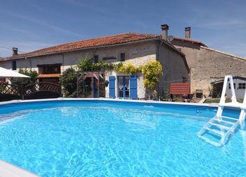 Thumbnail 6 bed farmhouse for sale in 79110 Loubille, Niort, Deux-Sèvres, Poitou-Charentes, France