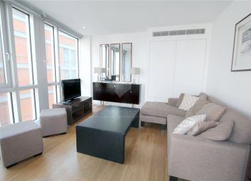 Thumbnail 1 bedroom flat to rent in Ontario Tower, Canary Wharf, London