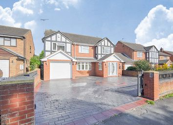 Thumbnail 5 bed detached house for sale in Redhill Lane, Tutbury, Burton-On-Trent, Staffordshire