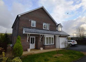 Thumbnail 4 bed detached house for sale in 1, Clos Cadno, Llanilar, Aberystwyth
