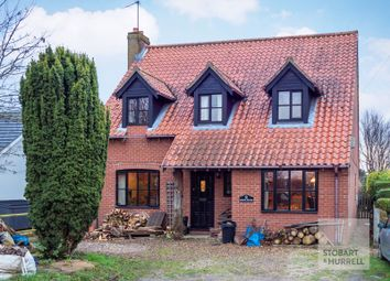 Thumbnail 4 bed detached house for sale in Birch House, Banningham Road, Tuttington, Norfolk