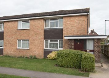 Thumbnail 2 bed flat for sale in Tozer Way, Chichester