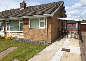 Thumbnail 3 bed semi-detached bungalow for sale in Springfield Road, Lower Somersham, Ipswich