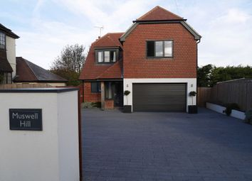 Thumbnail 4 bed detached house for sale in The Avenue, Kingsdown, Deal