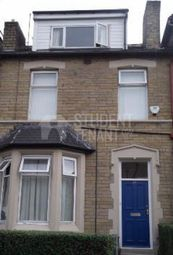 Thumbnail 10 bed shared accommodation to rent in Sherborne Road, Bradford