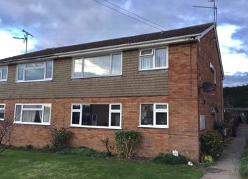 Thumbnail 2 bed flat for sale in Harvey Road, Evesham
