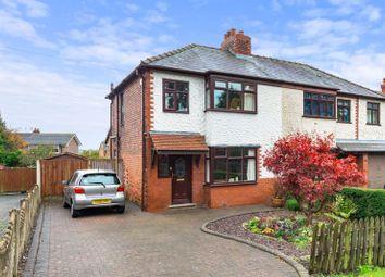 3 bed semi-detached house for sale in Back Lane, Appley Bridge, Wigan WN6