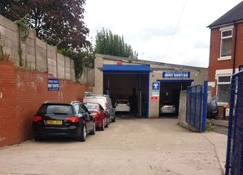 Thumbnail Parking/garage for sale in Wilks Street, Tunstall, Stoke-On-Trent