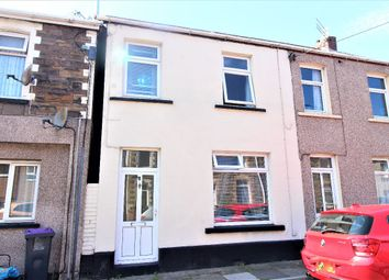 Thumbnail 3 bed terraced house to rent in Commercial Street, Griffithstown, Pontypool