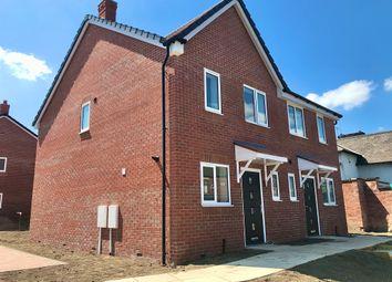 Thumbnail Semi-detached house for sale in Cotton Lace Close, Ilkeston