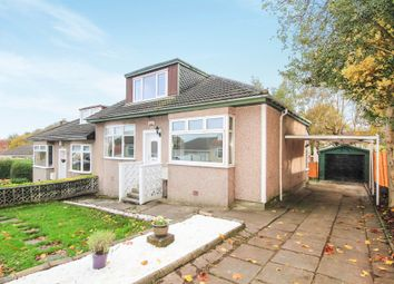 Thumbnail 3 bed semi-detached bungalow for sale in Peebles Drive, Rutherglen, Glasgow