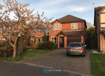 Thumbnail 4 bed detached house to rent in Cheviot Avenue, Lytham St. Annes