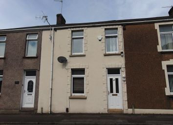 Thumbnail 3 bed terraced house for sale in Regent Street East, Neath, Neath Port Talbot.