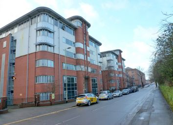 Thumbnail 1 bed flat for sale in Central Park Towers, Mutley, Plymouth, Devon