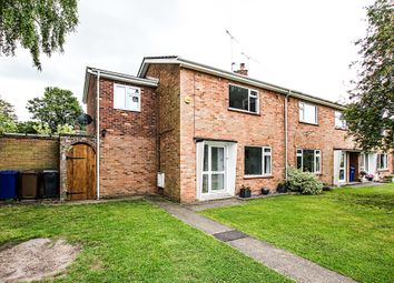 Thumbnail 3 bed end terrace house for sale in New Road, Exning