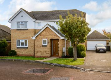 Thumbnail 4 bed detached house for sale in Empire Crescent, Hanham, Bristol