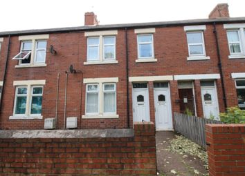 Thumbnail 3 bed flat for sale in Alexandra Road, Ashington