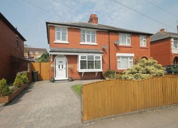 Thumbnail 3 bedroom semi-detached house for sale in George Street, Farnworth, Bolton