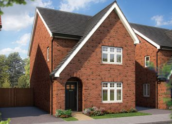 "Thumbnail 3 bed detached house for sale in ""The Cypress"" at Beggars Bush Lane, Wombourne, Wolverhampton"