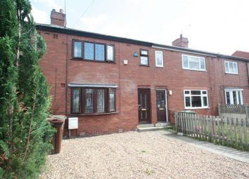 Thumbnail 2 bed terraced house to rent in Woodside, Castleford