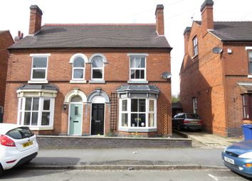 Thumbnail 3 bedroom semi-detached house for sale in Wolverhampton Road, Cannock