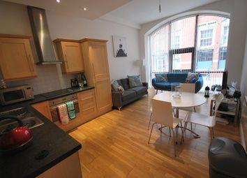 Thumbnail 1 bed flat to rent in Newton Street, The Northern Quarter, Manchester