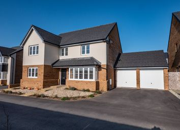 Thumbnail 5 bed detached house for sale in Sanderling Close, Bude, Cornwall