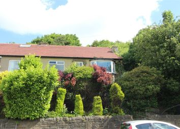 Thumbnail 2 bedroom semi-detached bungalow for sale in New Hey Road, Huddersfield, West Yorkshire