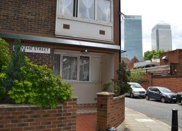 3 bed maisonette to rent in Smythe Street, London E14