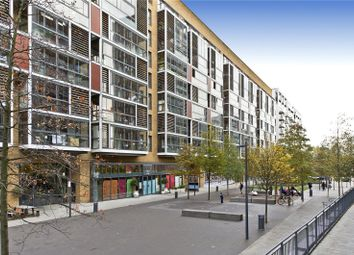 Thumbnail 1 bed flat to rent in Raddon Tower, Dalston Square, Hackney, London