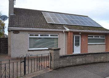 Thumbnail 2 bed bungalow to rent in Strathblair Avenue, Wormit, Fife