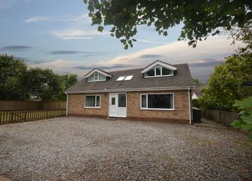 Thumbnail 4 bed detached bungalow for sale in Abbey Road, Sandbach