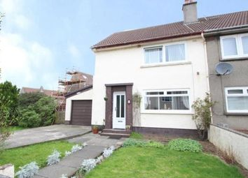 Thumbnail 3 bed end terrace house for sale in Craig Drive, Crosshouse, East Ayrshire