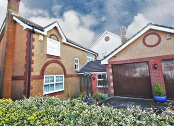 Thumbnail 4 bed detached house for sale in Louville Close, Paignton