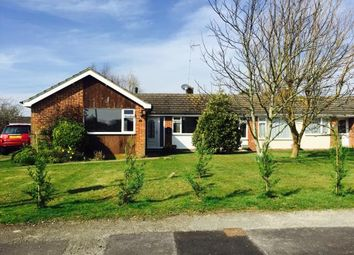 Thumbnail 3 bed bungalow for sale in Downs Way, Sellindge, Ashford