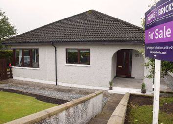 Thumbnail 3 bed detached bungalow for sale in Darroch Drive, Alness