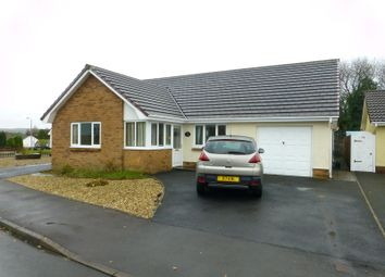 Thumbnail 3 bed bungalow for sale in Delfryn, Capel Hendre, Ammanford, Carmarthenshire.