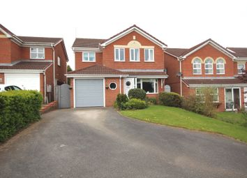 Thumbnail 4 bed detached house for sale in Ogley Hay Road, Burntwood