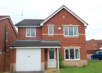 Thumbnail 4 bed detached house for sale in Haverhill Grove, Wombwell, Barnsley