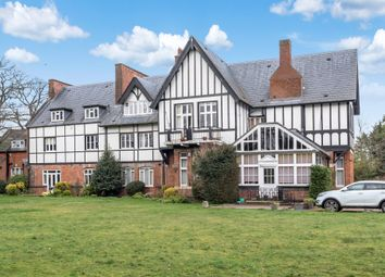 Thumbnail 2 bed flat for sale in Bickley Park Road, Bickley, Kent