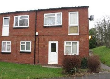 Thumbnail 1 bedroom flat for sale in Rowan House, Parkfields, Wolverhampton