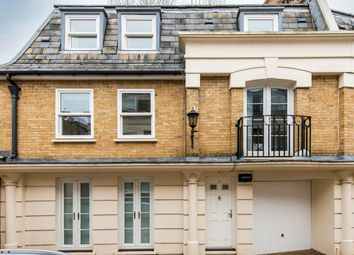 St. Peters Place, London W9. 4 bed semi-detached house for sale