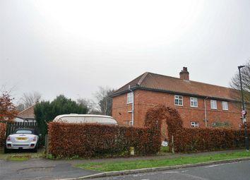 Thumbnail 3 bedroom semi-detached house for sale in Rowan Avenue, New Earswick, York